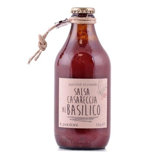 Perche Ci Credo Homemade Sauce With Basil 330ml
