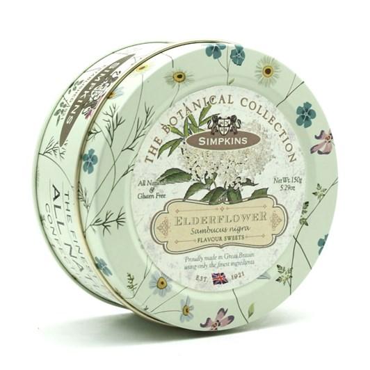 Simpkins Botanical Elderflower Sweets 150g