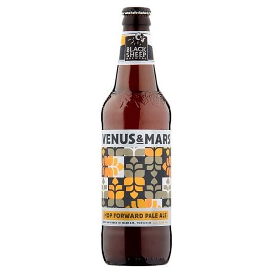 Black Sheep Venus & Mars Pale Ale 4.5% 500ml