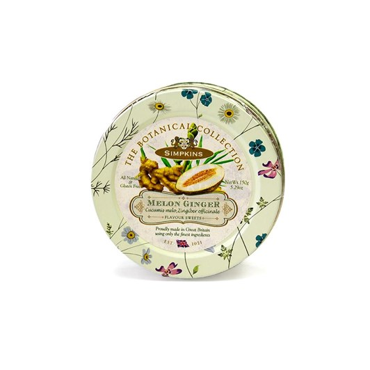 Simpkins Botanical Melon Sweets 150g