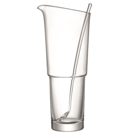 LSA Mixologist Cocktail Jug & Stirrer 1.6L Clear