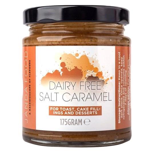 Janda Food Dairy Free Salt Caramel