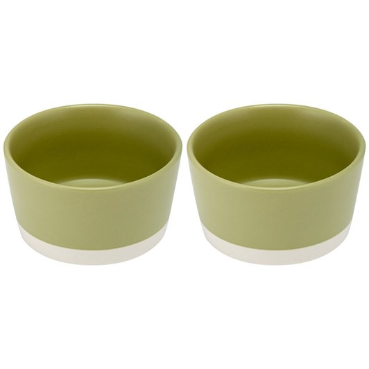 Ladelle Eat Well Mini Bowls Set Of 2 11cm