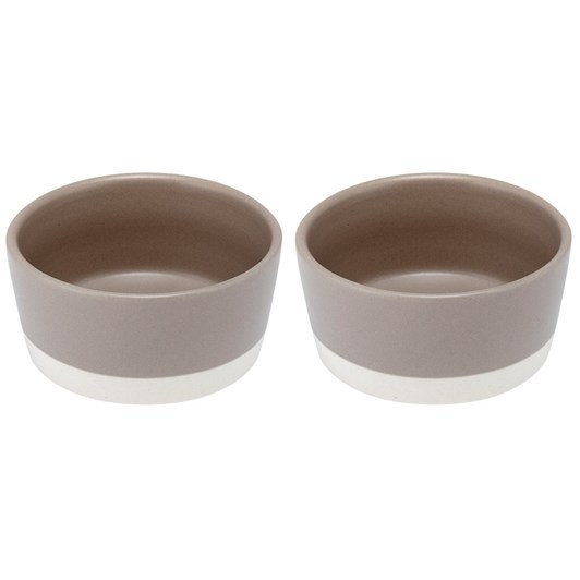 Ladelle Eat Well Mini Bowls Set Of 2 9cm