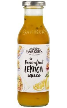 Barkers Passionfruit Lemon Sauce 345g
