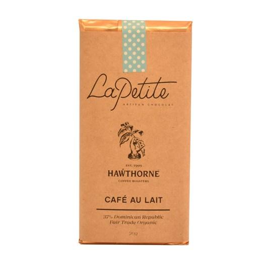 La Petite Artisan Chocolat All Stars Bar 37% Cafe Au Lait 70g