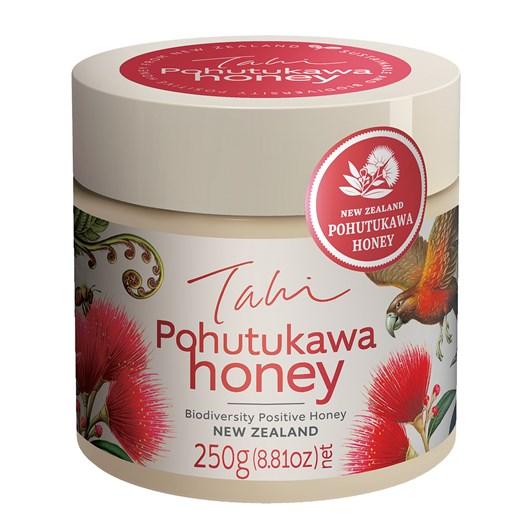 Tahi Pohutukawa Honey Jar 250g
