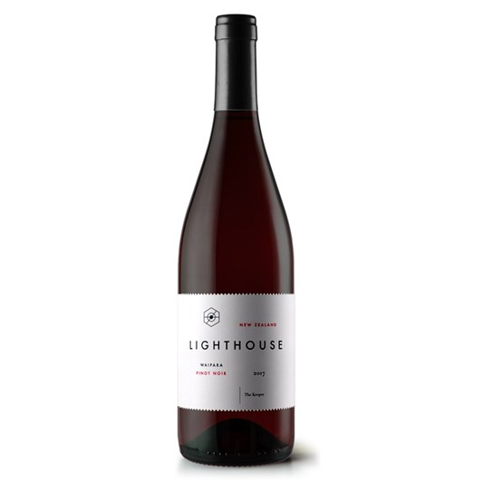 Lighthouse The Keeper Waipara Pinot Noir 700ml