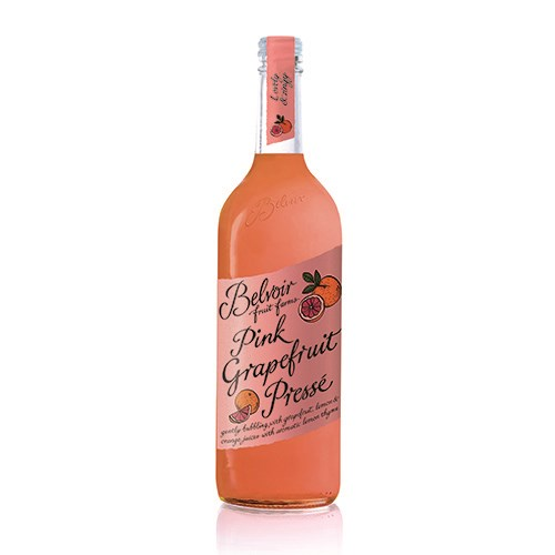 Belvoir Fruit Farms Pink Grapefruit Presse 750ml