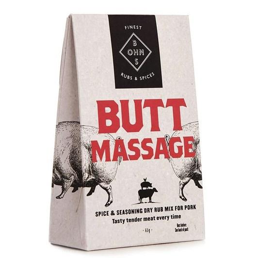 Bohn's Butt Massage