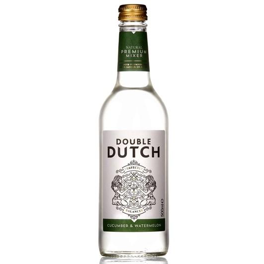 Double Dutch Cucumber and Watermelon 500ml