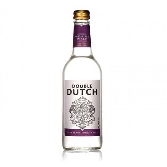 Double Dutch Cranberry Tonic 500ml