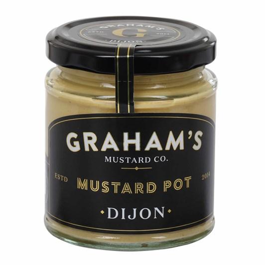 Graham's Dijon Mustard 215g