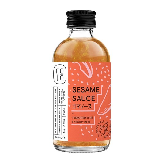 NOJO Sesame Sauce 200ml Bottle