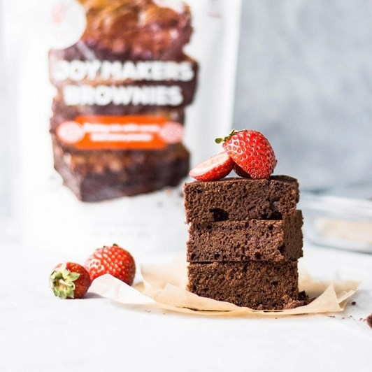 Superfood Bakery Joy Makers Brownie Mix 287g Pouch