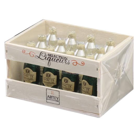 Abtey Champagne Wood Crate 155g