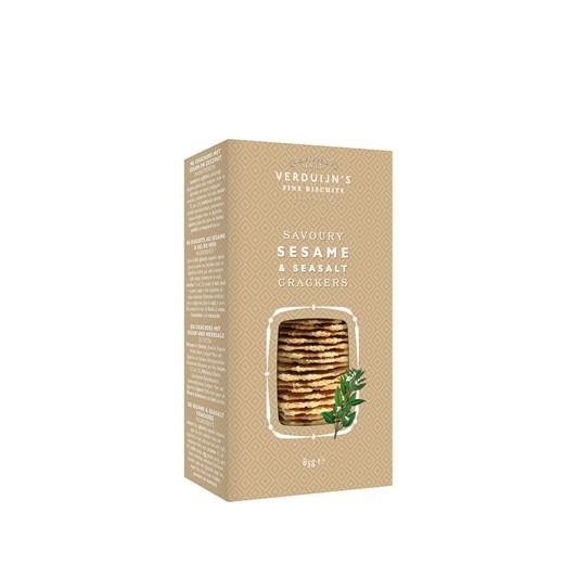 Verduijn's Sesame & Seasalt Crackers 85g