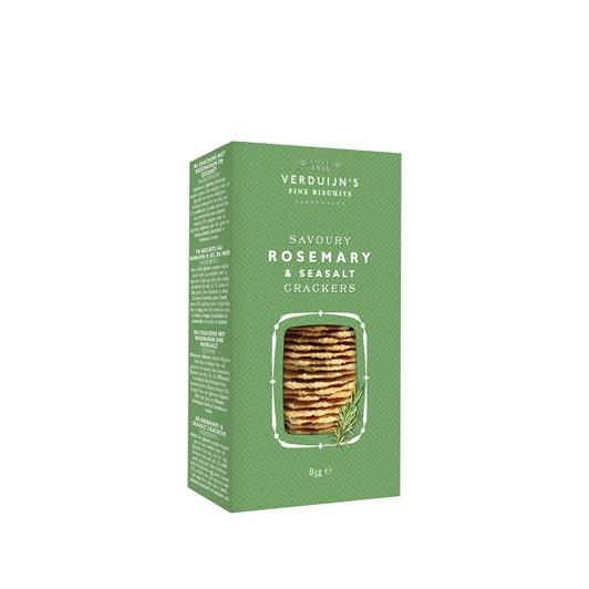 Verduijn's Rosemary & Seasalt Crackers 85g