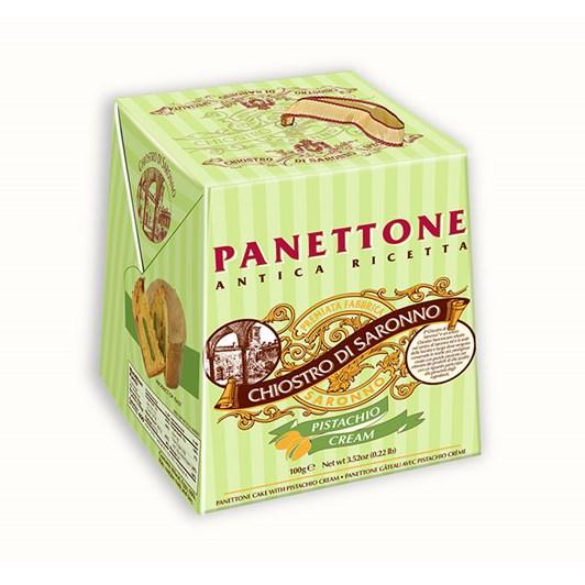 Lazzaroni Panettone Pistachio Card Box 100g
