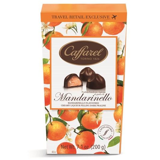 Caffarel Mandarinello Filled Italian Chocolate 200g