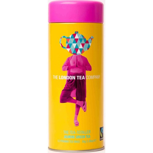 London Tea Company The Tea-Totaller Jasmine Green 15 Bags
