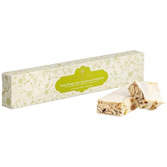 Pandora Bell Honey Nougat With Almonds & Pistachios 100g