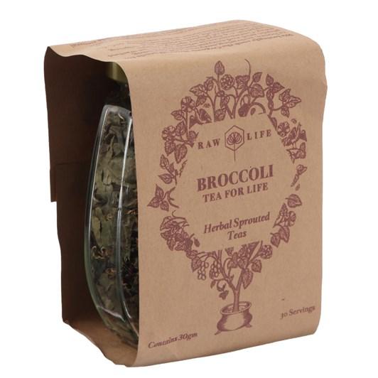 Raw Life Broccoli Tea For Life