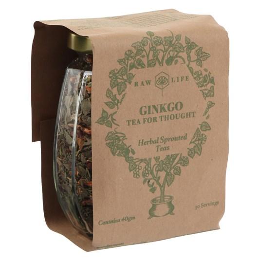 Raw Life Gingko Tea For Life