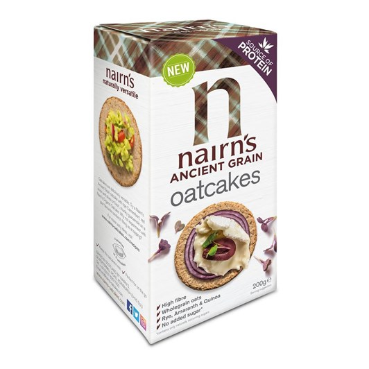 Nairn's Ancient Grain Oatcakes 200g