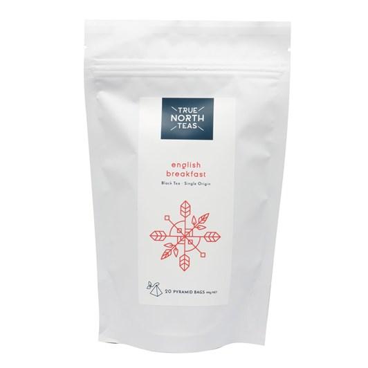 True North Teas English Breakfast Bags x20