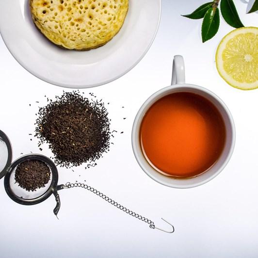 True North Teas Organic English Breakfast Loose Leaf 80g