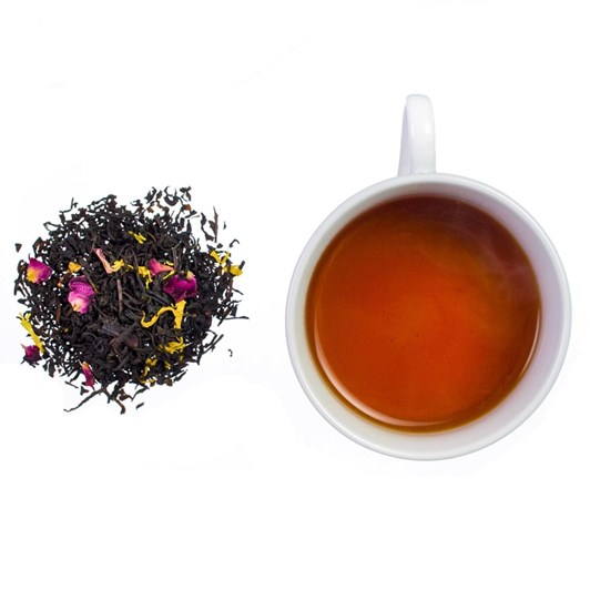 True North Teas Earl Grey Bouquet Loose Leaf 80g