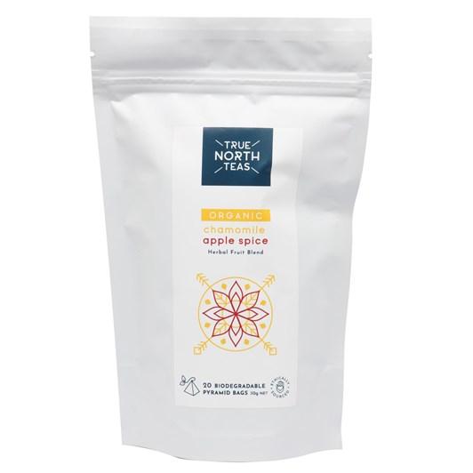 True North Teas Organic Chamomile Apple Spice x20 Bags