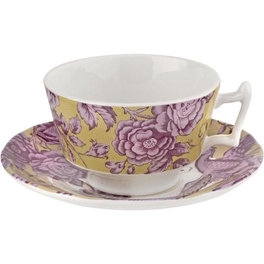 Spode Kingsley Teacup & Saucer