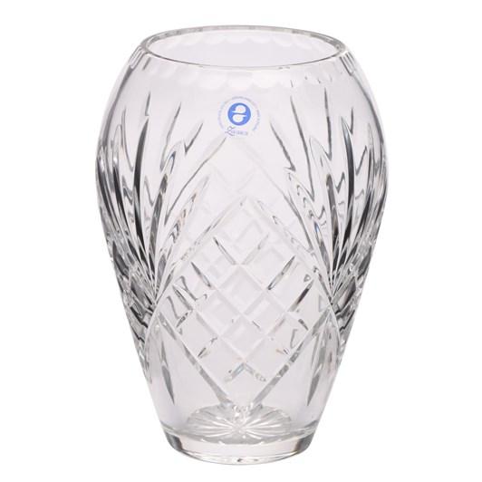 Irena Zawie Barrel Vase 20cm