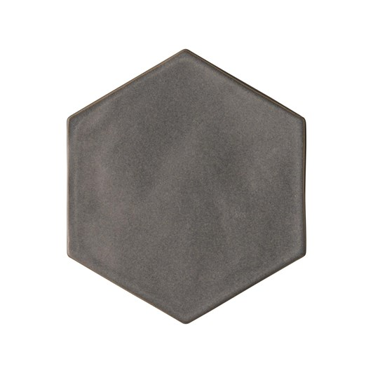 Denby Studio Grey Tile/Coaster Charcoal 12cm