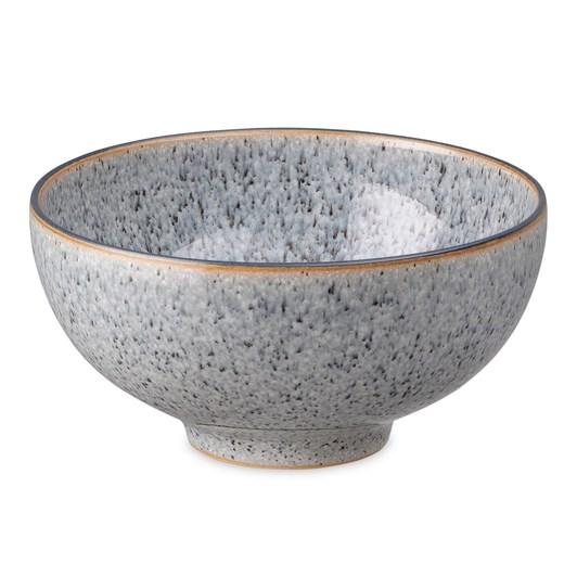 Denby Studio Grey Rice Bowl 13cm Grey
