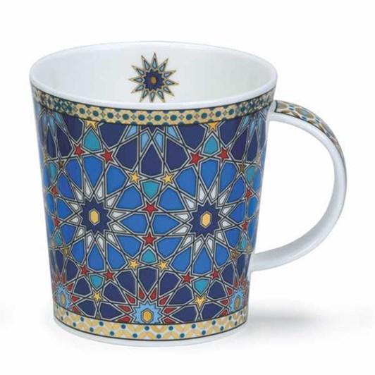 Dunoon Ishtar Blue Mug