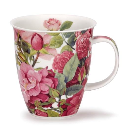 Dunoon Chartwell Dark Rose Mug