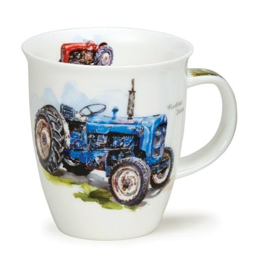 Dunoon Tractors Blue Mug