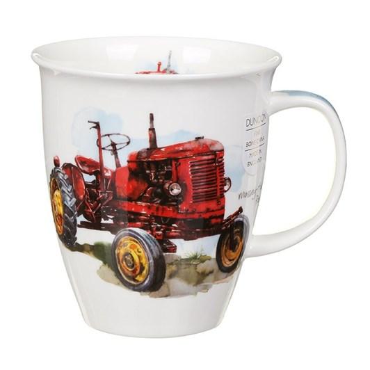 Dunoon Tractors Red Mug