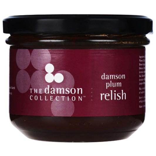 Damson Plum Relish 250g