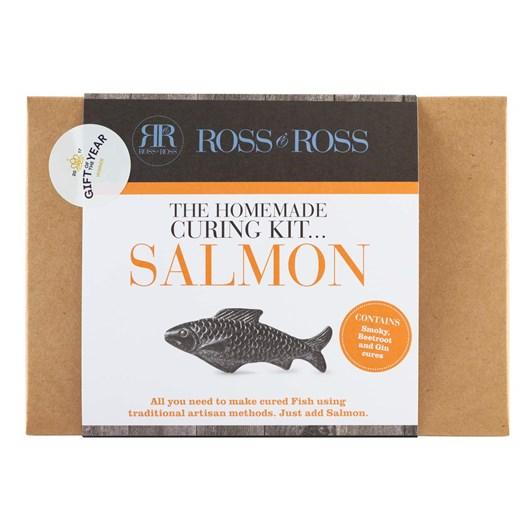 Ross & Ross Salmon Curing Kit