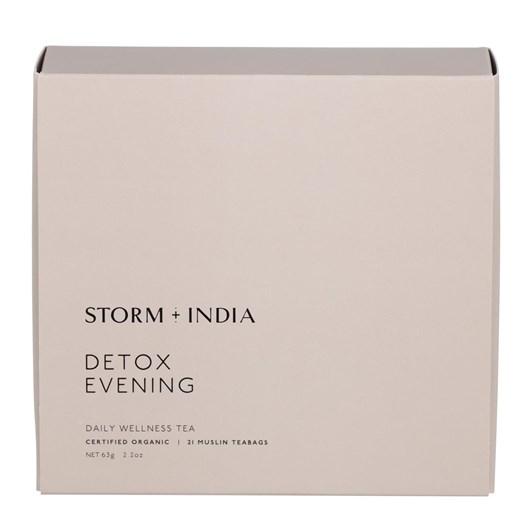 Storm + India Detox Evening Teabags 21x3g