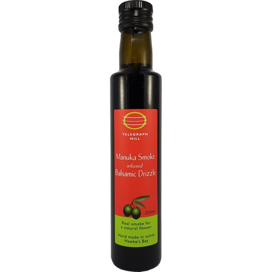 Telegraph Hill Manuka Smoked Infused Balsamic Drizzle 250ml