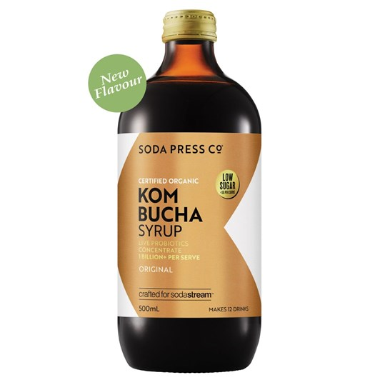 Soda Press Kombucha Original 500ml
