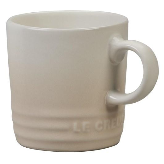 Le Creuset Espresso Mug Meringue 100ml