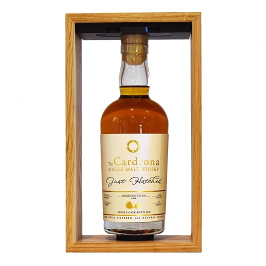 "Cardrona Single Malt Whisky ""Just Hatched"" 375ml"
