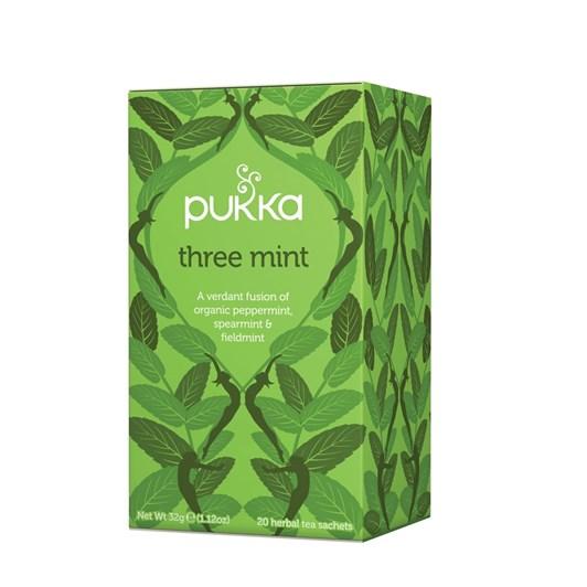 Pukka Three Mint Tea