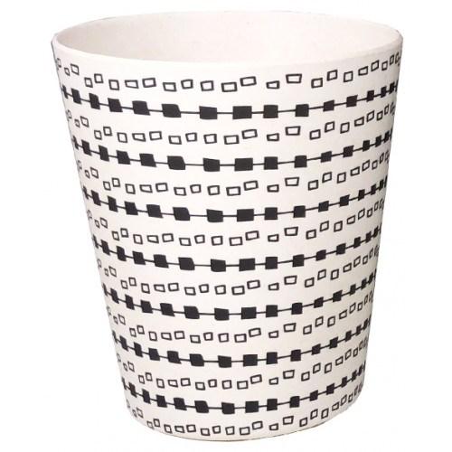 Tribal Cups Monochrome 350ml Set Of 2